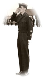 Air Cadet Uniform circa 1967