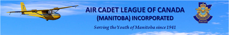 Manitoba Air Cadet Program
