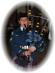 Air Cadet Piper circa 2009